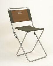 Shakespeare Folding Backrest Stool 1154486  Angelstuhl Stuhl Chair Carp Chair