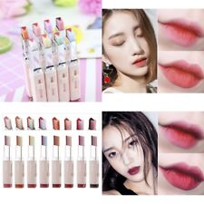 Women Two Tone SANUO Lipstick Lip Bar Gradient Color Cosmetics Makeup Beauty