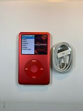 Red Apple iPod Classic 7th 160Gb Mp3 Player Mint Condition