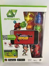 AppGear Mysterious Raygun Edition Mobile App. Game for Apple or Android Devices