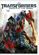 DVD - Action - Transformers: Dark of the Moon - Shia LeBeouf - Rosie Whiteley