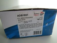 Allied Nippon Replacement Front Disc Brake Pads for Audi,Seat,VW, - ADB1851