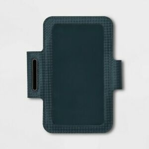 heyday Running Armband Large - Spruce Blue - 6.5 in