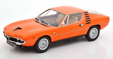Alfa Romeo Montreal 1970 orange Interieur beige KK Scale 180385