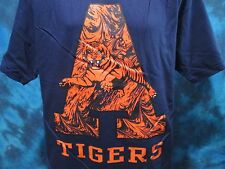 vintage 90s AUBURN UNIVERSITY TIGERS T-Shirt XL alabama au aubie hip hop NOS