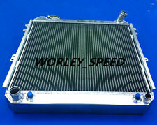3 Cores Aluminum Radiator For TOYOTA PICKUP 4RUNNER 4WD 3.0 V6 3VZE 1988-1995