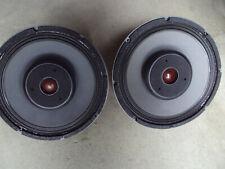 "Altec Lansing 920-8B 12"" Duplex Speakers w/Crossovers VOTT 604 605 515"