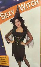 Rubie's Costume Co Women's Sexy Witch Adult Costume Standard Size 15094