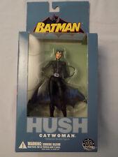 DC DIRECT BATMAN HUSH JIM LEE CATWOMAN COMPLETE MIP! DC UNIVERSE CLASSICS!