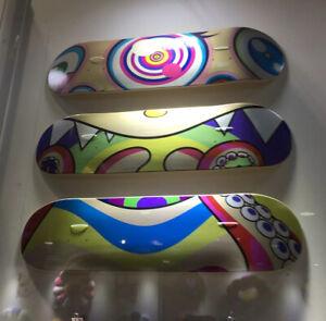 Takashi Murakami x Complexcon Complex Con 2017 Long Beach Skate Deck Set of 3