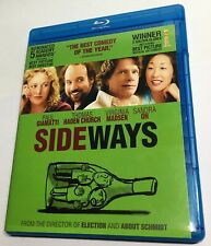 Sideways (Blu-ray movie)