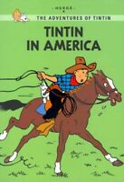 Tintin in America, Paperback by Herge, Acceptable Condition, Free shipping