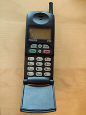 Philips AT&T 6738 Retro Vintage Brick Cell Phone
