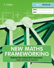 New Maths Frameworking - Year 7 Workbook (Levels 2-3), Graves, Simon, Graves, He