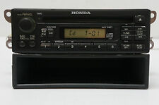 1999 2000 HONDA ODYSSEY FACTORY RADIO AM/FM CD MP3 PLAYER 1XX0 39100-S0X-A000OEM