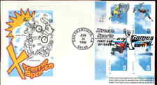(3gm) FDC 3324a Extreme Sports - House of Far