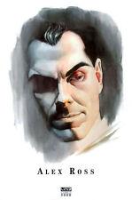Lee's Comics ALEX ROSS fine art print #1 Captain Marvel, Shazam! 2000