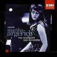 Martha Argerich - Debut Album (NEW CD)