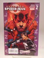ULTIMATE SPIDER-MAN ANNUAL #2 MARVEL COMICS VF/NM CB1039