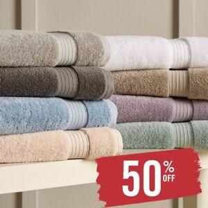 Christy Sanctuary 100% Cotton Luxury Towels