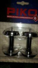 PIKO 36168 G-metallradsatz kugelgelagert 35mm für Wagen ()