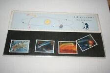 GB 1986 HALLEY'S COMET PRESENTATION PACK No 168 SG 1312 1315 MINT STAMP SET