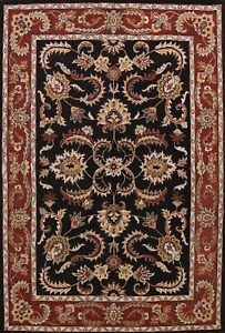 Traditional Floral Hand-tufted Oriental Area Rug Classic Living Room 9x12 Carpet