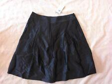 Bcbg Skirt 4 Womens Black Kailin The Pleated Poly Holiday Christmas Nwt $178