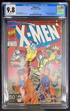 X-Men #1 CGC 9.8  10/91 3745767020 - Colossus/Gambit cover