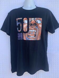 King Crimson 2019 Celebration 50 Years Tour Mens T shirt New sz XL Gildan Rare