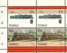 1936 Confederation KF Class 4-8-4 China Train 50-Stamp Sheet / LOCO 100 LOTW