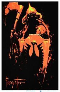 195170 FRANK FRAZETTA ART Decor Wall Print Poster