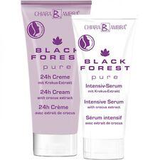 CHIARA AMBRA Black Forest pure Creme + Serum SET Reiseset 50 ml