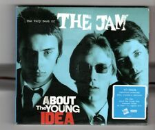 (IQ236) The Jam, About The Young Idea: The Very Best Of - 2015 CD set