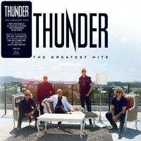 THUNDER - THE GREATEST HITS (DELUXE) DIGIPAK 3 CD NEU
