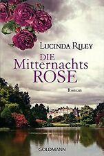 Die Mitternachtsrose: Roman von Riley, Lucinda | Buch | Zustand gut