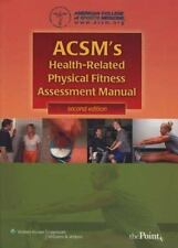ACSM's Health-Related Physical Fitness Assessment Manual-ExLibrary