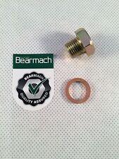 Bearmach 300TDI Motori & P38 4.0 L & 4.6 L V8 COPPA OLIO plug & Rondella-uam2857l