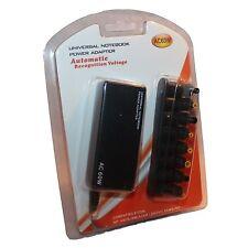 Alimentatore Universale Pc Portatili 60w Netbook Autosettante Linq Ac60w