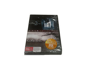 The Conjuring 1&2 - BRAND NEW SEALED - Free Post