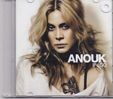 Anouk-If I Go Promo cd single