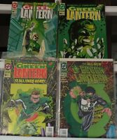 Green Lantern Emerald Twilight 48 49 50 51 Complete Set Run Lot 48-51 VF/NM