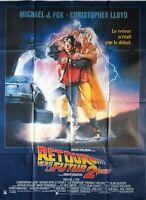 Plakat Kino Original Zurück IN Die Zukunft 2 Michelangelo J.Fox 120 X 160 CM