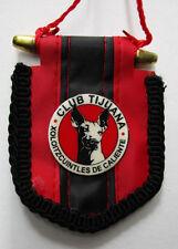 Mini Banner Flag From Club Tijuana, New Xoloitzcuintles De Caliente FMF Cholos