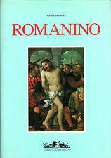 Romanino. Alessandro Nova. Umberto Allemandi & C. 1994. DD3