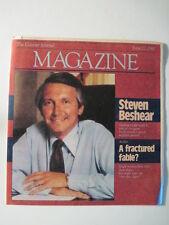 Louisville Kurier Journal 1982. Gouverneur Steven beshear Cover & Funktion!