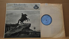 DECCA ACE OF CLUBS ACL 269 TEST PRESSING TCHAIKOVSKY SYMPHONY 2 SOLTI PARIS ENG.