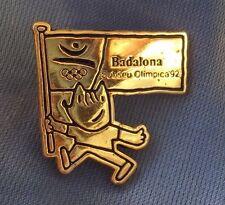 PIN COBI BADALONA SUBSEU OLIMPICA BARCELONA' 92 . IMPECABLE