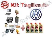 KIT TAGLIANDO OLIO + FILTRI VW POLO (9N_) 1.4 TDI 59KW