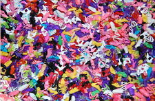 100 Pairs Fashion Shoes For Barbie Toys - E100P (33 style)